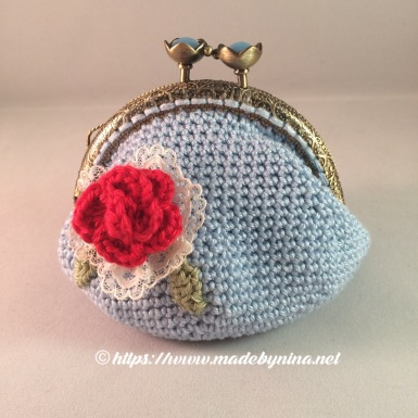 Blue *Coin purse