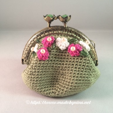 Green *Coin purse