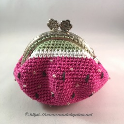 Watermelon *Coin Purse