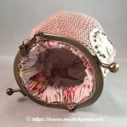 Butterfly *Coin Purse (Inside)