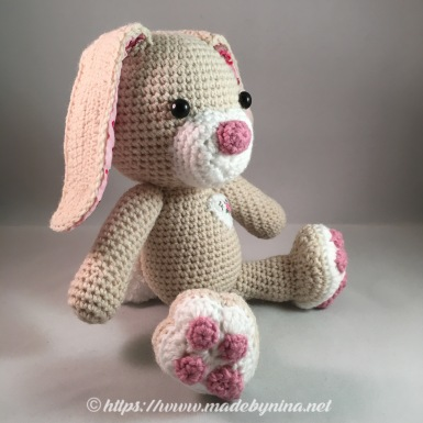 Rika's *Bunny (Right side)