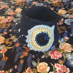 Peacock *Coin Purse - WIP
