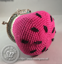 Watermelon *Coin Purse (Bottom)