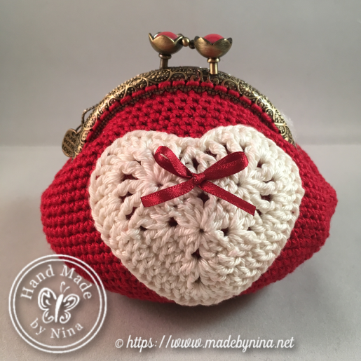Red Love *Coin Purse