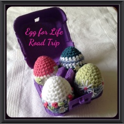 *Egg for Life Road trip