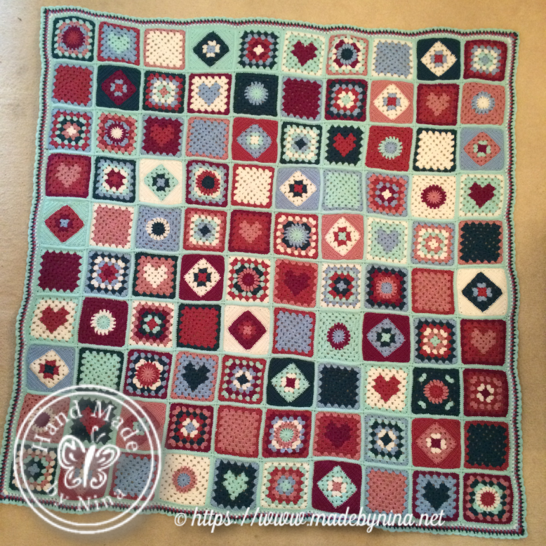 Lisa's *Blanket -finished