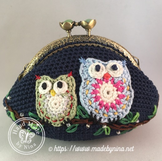 Owl be there for you *Card Purse