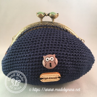 Owl be there for you *Card Purse (back)