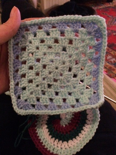 Lisa's *Blanket - Granny Square