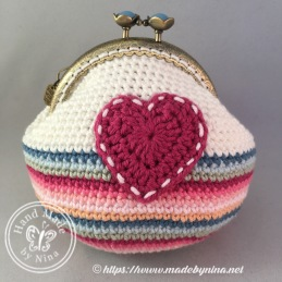 Rainbow Cloud *Card Purse
