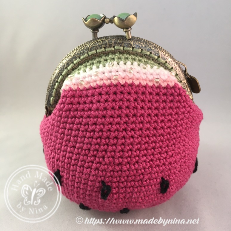 Watermelon *Card Purse