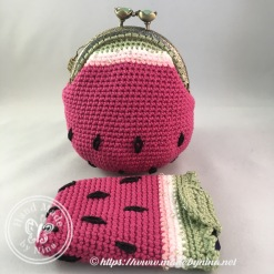 Watermelon *Card Purse & *Card Pouch