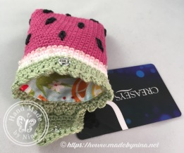 Watermelon *Card pouch