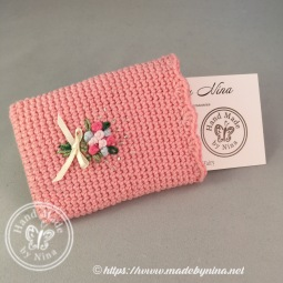 Rose Posy *Card Pouch