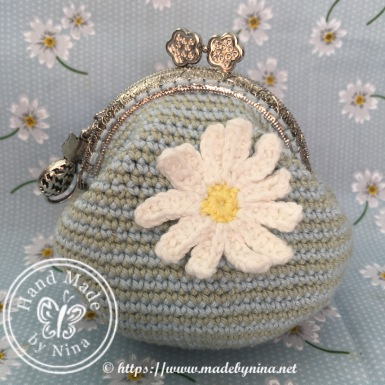 Daisy Cat *Card Purse