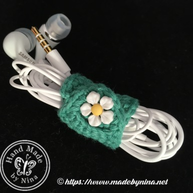 Earphone *Cable Tidy