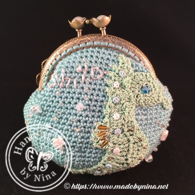 Seahorse *Card Purse (Updated)
