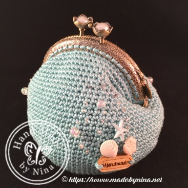 Seahorse *Card Purse (Back updated)