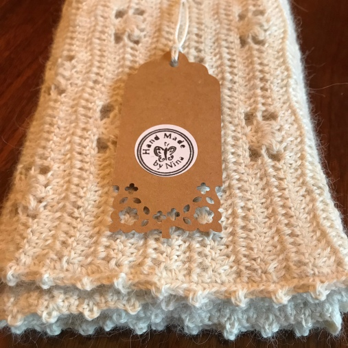 Helen's Cowl - care instructions