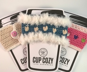 *Cup Cozy (bundle of 3 #1)