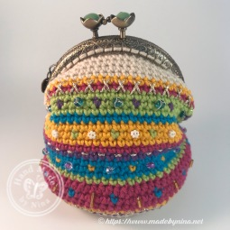 LLHM Raffle 1 Crochet Purse