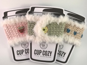 *Cup Cozy (bundle of 3 #2)
