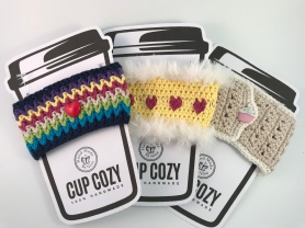 *Cup Cozy (bundle of 3 #3)